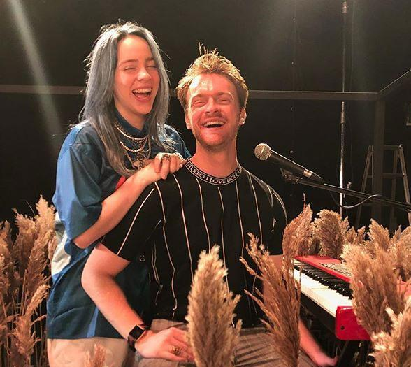 1. Billie Eilish- Finneas O'Connell