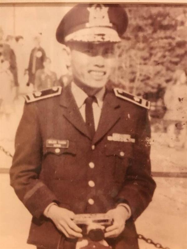 Thieu Ta Nguyen Huu Thanh