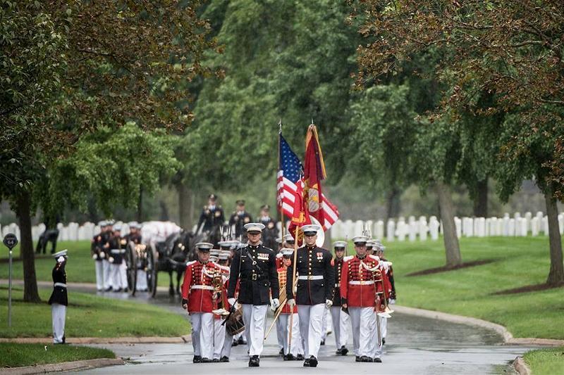 1_Tang Le John A House II at Arlington Cemetery 9.27.2018